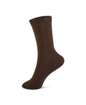 Chestnut Fashion Jersey Sock