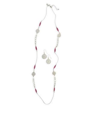 Filigree Fashion Jewellery Set