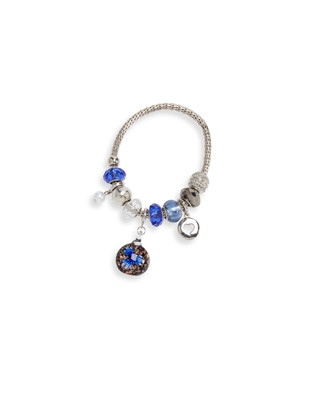 Murano Charm Bracelet