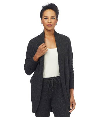 NEW - Long Sleeve Open Front Cardigan