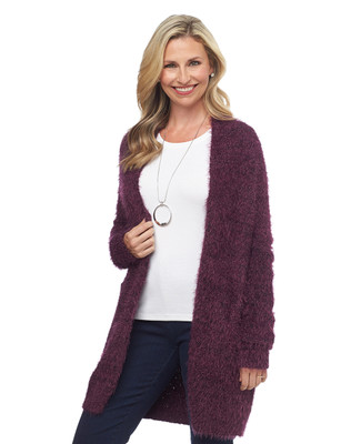 Shannon Open Front Cardi