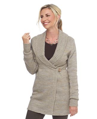 NEW - Shawl Collar Sweater