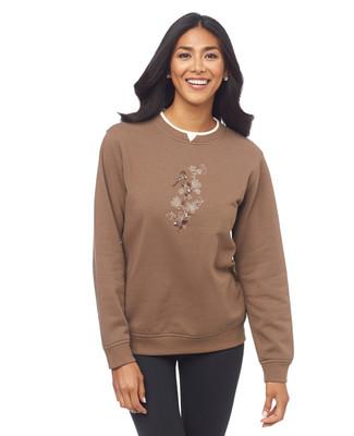 Birdie Notch Sweatshirt