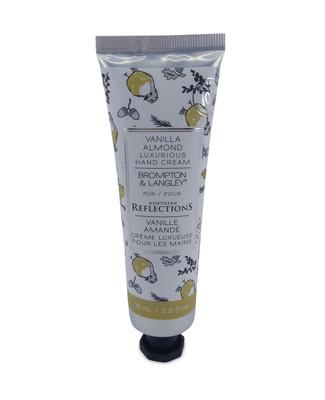 Vanilla almond scented hand cream
