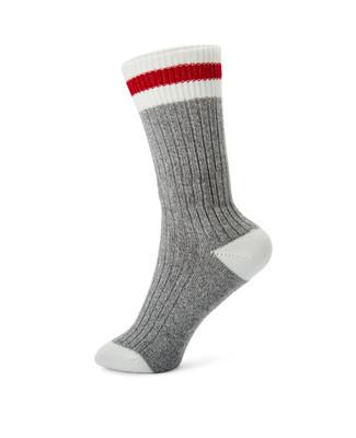 Classic striped cabin socks