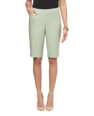 Women's Comfort pull on bermuda shorts