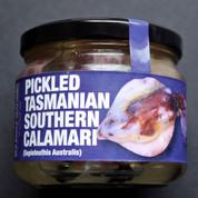 Pickled Tasmanian Southern Calamari