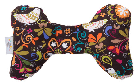 Birds of Norway Head Support Pillow