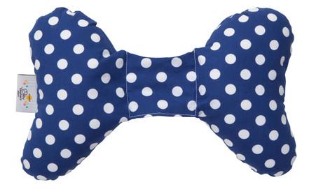 Blue Dot Head Support Pillow