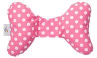 Pink Dot Head Support Pillow