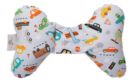 Vroom Head Support Pillow