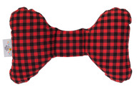 Buffalo Plaid Baby Head Support Pillow