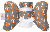 Foxy Gift Set with Baby Elephant Ears and Large Blanket