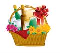 Custom Designed Basket