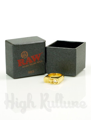 RAW - Lighter Ring