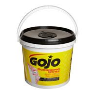 GOJO Scrubbing Wipe Bucket