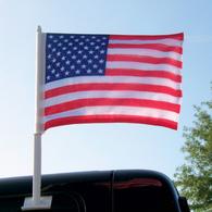 Premium Clip-On American Flag