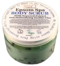 Epsom Spa Seaweed Body Scrub