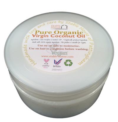 Organic Virgin Coconut