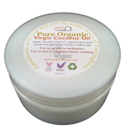 Super Value Organic Virgin Coconut Oil 300ml