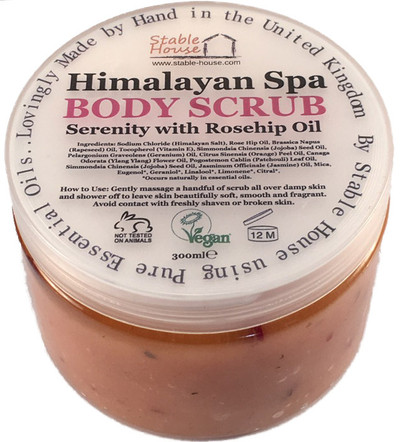 Himalayan Spa Body Scrub