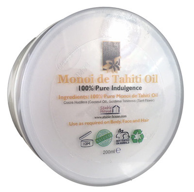 Monoi de Tahiti Oil 200ml