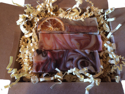 Choose 3 Soaps in a Box