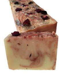Snow Rose Soap