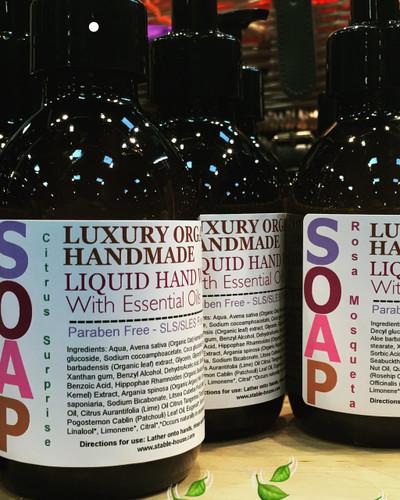 Luxury Organic Liquid Hand Wash