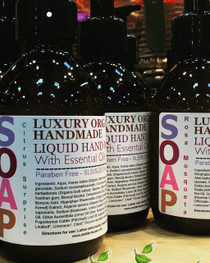 Luxury Organic Liquid Hand Wash