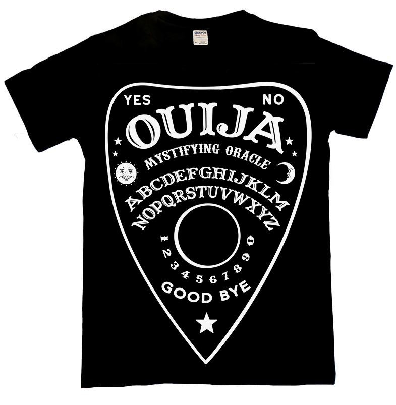 Ouija Planchette T Shirt