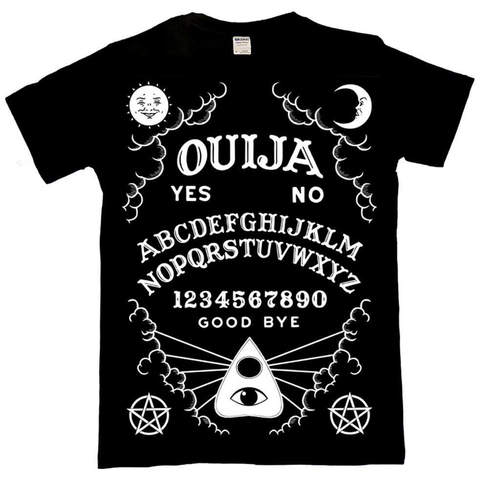 Ouija Board T Shirt