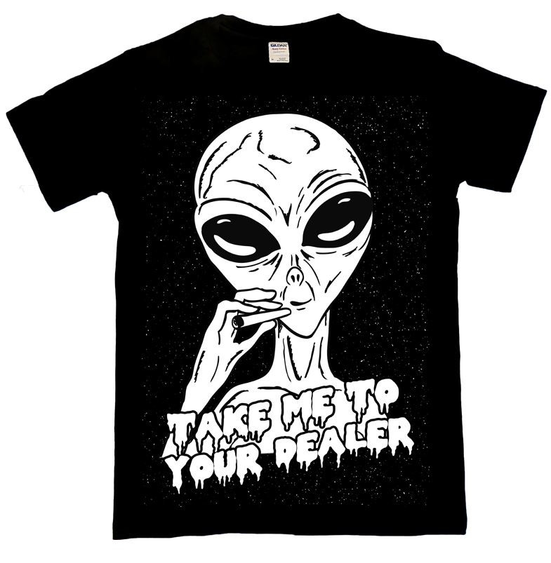 Take Me To Your Dealer T Shirt