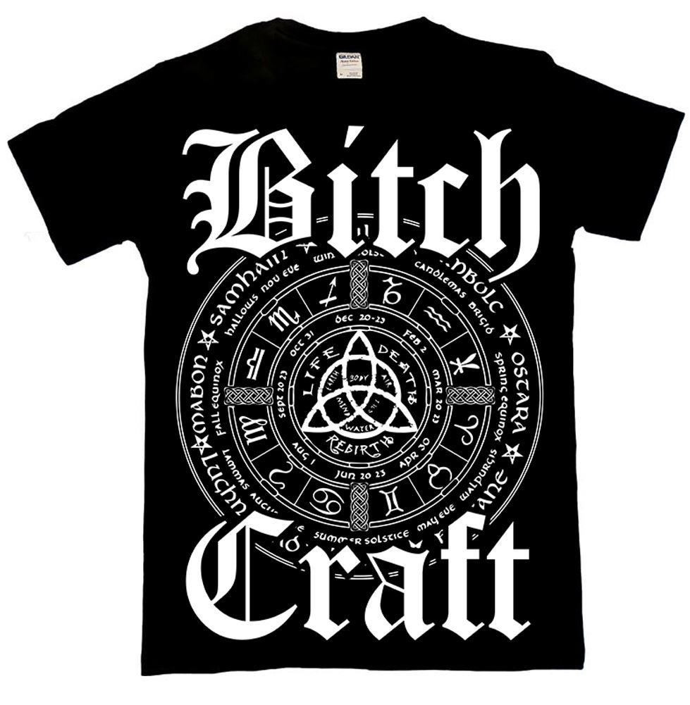 Bitch Craft T Shirt