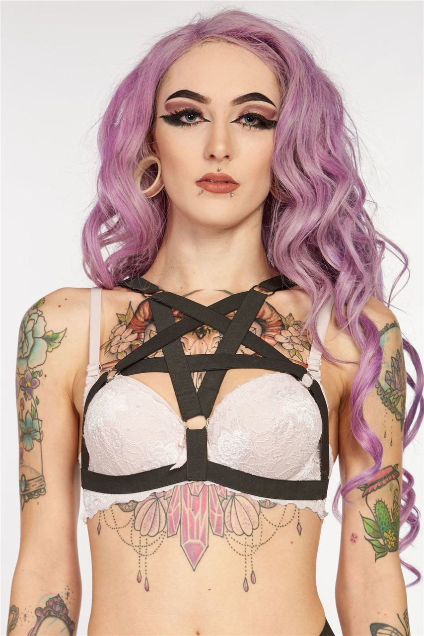 Ravana Harness BLACK