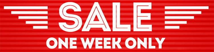 Wing Tactical One Week Sale