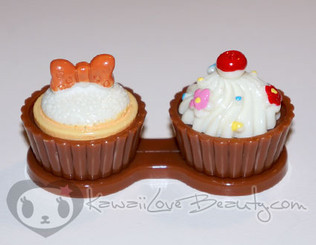 Sweet Lens Case - Chocolate Cupcake