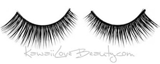 Dolly False Eyelashes #KLB018