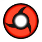 Itachi's Mangekyō Sharingan Red CP-S3