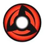 Kakashi's Mangekyō Sharingan Red CP-K4