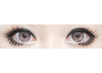 Extra dolly pink circle lenses in Barbie Sasha 3 Tones.