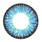 i-Codi Colors of the Wind circle lenses in Blue Sky.