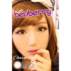 Beuberry Charm 4 Tones Brown circle lenses for bigger eyes