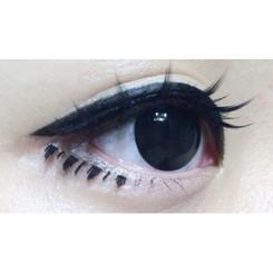 Dolly Eye Circle Black circle lenses @doujinshu