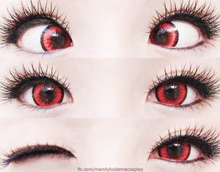 Dolly+ Red circle lenses