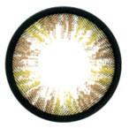 Rainbow Brown circle lenses by Sweety Brand Korea