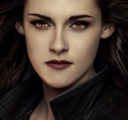 Bella cosplay contact lenses