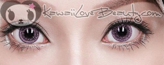 CH-627 Nudy Pink circle lenses / colored contacts.