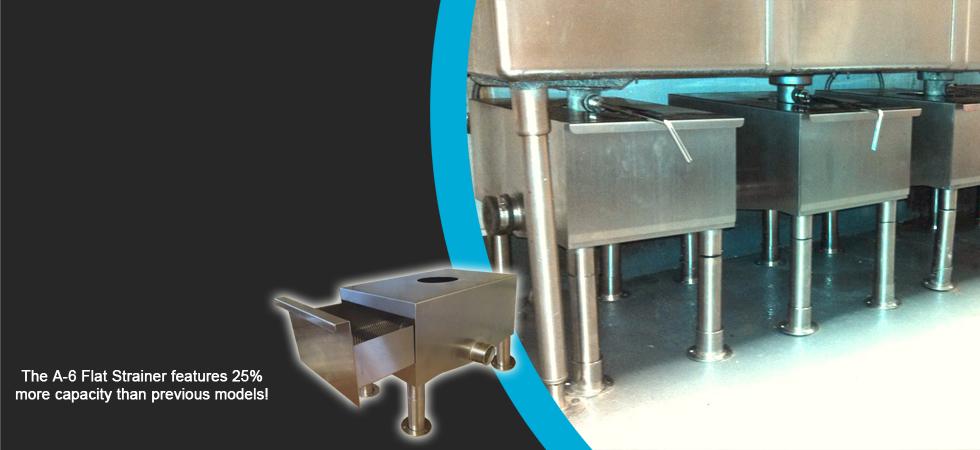 Wet Waste Interceptors for restaurants