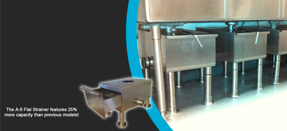 Wet Waste Interceptors for restaurants